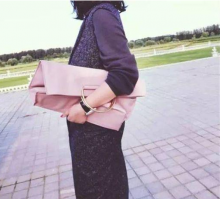 Mad Cool Metal Handle Bags for Fashionable Girl