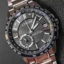 The New-for-2015 Citizen Satellite Wave World Time GPS F150 Watch