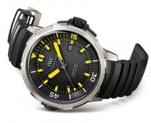 Latest IWC Aquatimer Watches In Three New Designs Trend For 2016