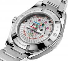 Omega Seamaster Aqua Terra 'PyeongChang 2018' Limited Edition Watch For 2018 Olympics Watch Releases