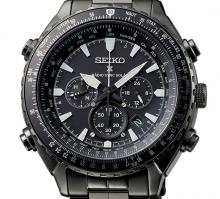Seiko Prospex Radio Sync Solar World Time Chronograph Watch Releases